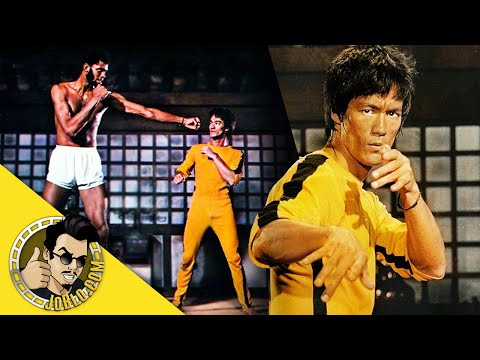 GAME OF DEATH - WTF Happened to This Movie?!