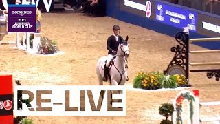 RE-LIVE | Turkish Airlines Grand Prix | London Olympia (GB) | Longines FEI Jumping World Cup™