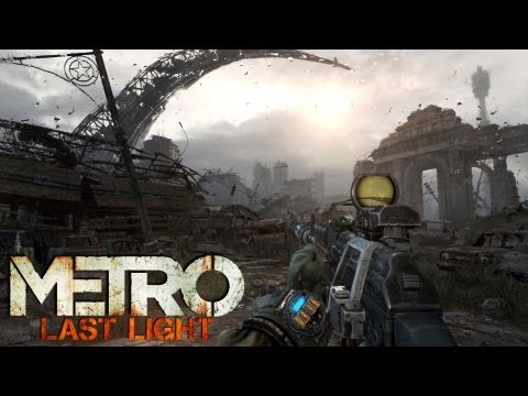 Metro Last Light - Cendres