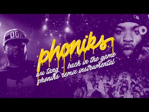 """Wu-Tang Clan - """"Back In The Game"""" (Phoniks Remix) INSTRUMENTAL"""