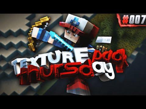 WEEK 7! • Minecraft TEXTURE PACK THURSDAY   Fazon