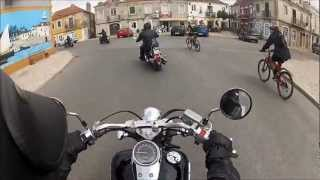 1. HONDA SHADOW SPIRIT 750 ---- RIDE - GOPRO HD2