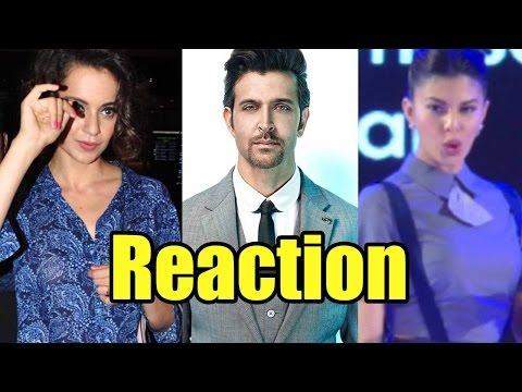 Kangana Ranaut's Reaction On Jacqueline Fernandez'