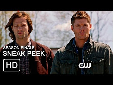 Supernatural Sneak Peek - Supernatural Season 8 Episode 23 Sneak Peek/Preview Clip