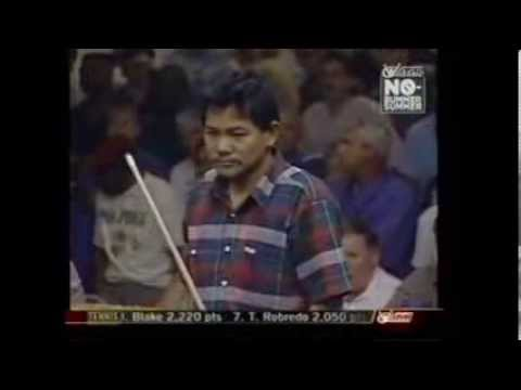 efren reyes versus nick varner 1994 us open final last rack