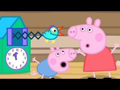 小猪佩奇 第二季  全集合集  布谷鸟钟  粉红猪小妹Peppa Pig  动画