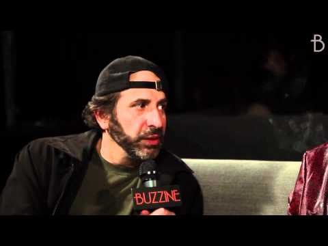 Doug Stanhope & Dave Attell - Buzzine Interviews... (Excerpt)