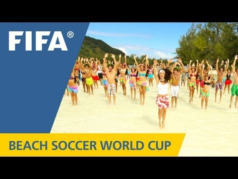 Official Song: FIFA Beach Soccer World Cup Tahiti 2013