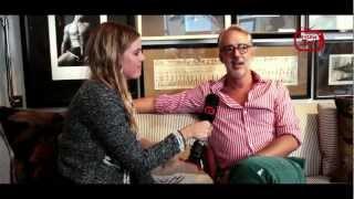 NEW YORK FASHION WEEK - Anna-Lena Meets Michael Bastian and Sara Nuru