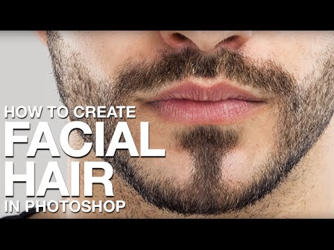 photoshop - Download Phlearn's Custom Facial Hair Brush here: http://phlearn.com/make-facial-hair-photoshop In today's episode, we give you the gift of facial hair! Whet...