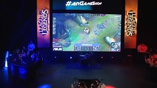 Teaser eSports 2016 | Argentina Game Show