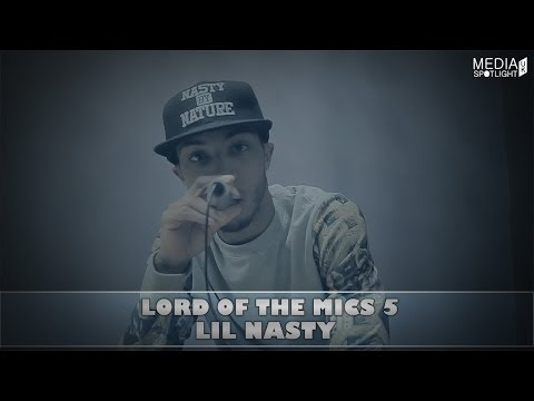 "Lil Nasty on LOTM5 Clash with Maxsta – ""I just call him Matilda…"" lol!"