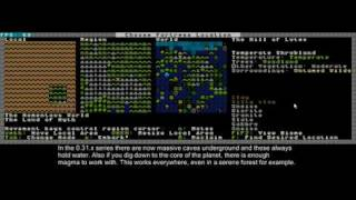Dwarf Fortress Video Tutorial 2010 part 01 - DF2010
