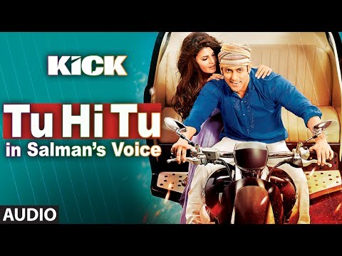 Tu Hi Tu Full Audio Song - Kick - Salman Khan - Himesh...