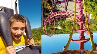 Video VLOG - Sensations Fortes Pour Néo à WALIBI - Attractions EqWalizer & Skunx Tower - 1/2 MP3, 3GP, MP4, WEBM, AVI, FLV November 2017