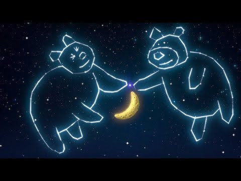 Маша и Медведь - Звезда с неба (Свидание Мишки)