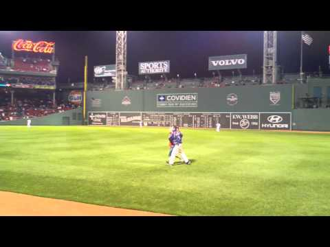 Drunk Red Sox Fan Gets Leveled