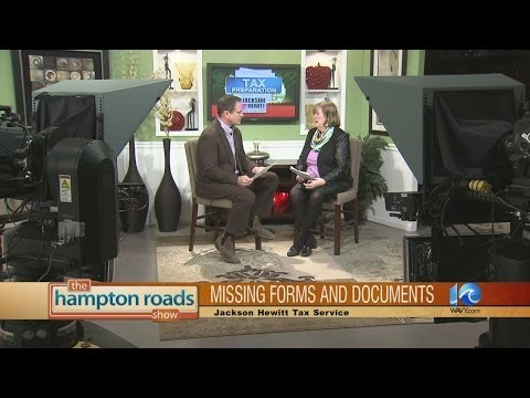 Tax tips from Carolyn Buzek from Jackson Hewitt Tax Service.