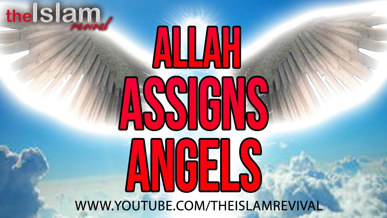 Allah Assigns An Angel Over You! – ||JIHAD SALEH|| – ||  AMAZING! ||