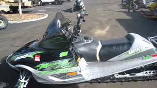 5. 2003 Arctic Cat Mountain Cat 900 $2999 Steamboat Powersports Stock Number US01366