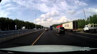 Tula Russia  city images : M2 Highway Russia (from Tula to Moscow) [aug'15]