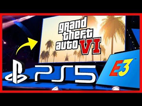 GTA 6 - МНОГО УТЕЧЕК!  Трейлер на E3 2019, Только PS5 и Xbox 2, Сюжет, Несколько Городов amp Другое!