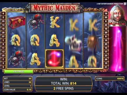 Mythic Maiden™ - Net Entertainment