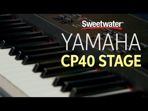 Yamaha Cp Sweetwater