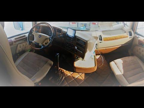 Scania interior design from turkey [14KK808]