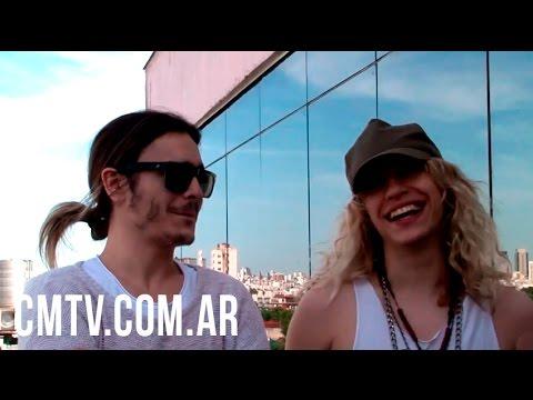 Airbag video Adelanto del show en Obras - Diciembre 2016