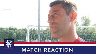 The Manager reflects on the performance in the pre season friendly against St Johnstone CLICK to subscribe for FREE and never...