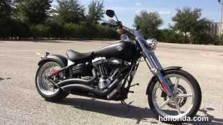 8. Used 2011 Harley Davidson Softail Rocker Motorcycles for sale