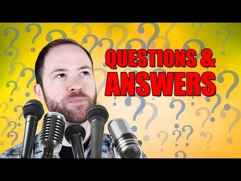 idea - Ask and you shall receive... ANSWERS!!! We've compiled your submitted Qs, and responded to as many as we could. How did Idea Channel get started? How is the ...