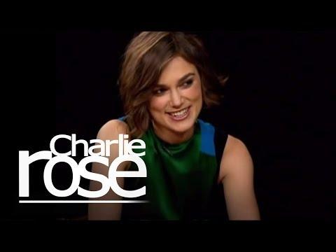 Keira Knightley 5/16/11 | Charlie Rose