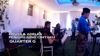Pasha feat Adelia - Penghujung Cintaku cover by Quarter G Band