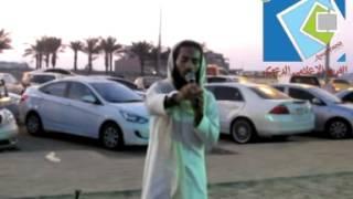 الداعيه خالد ابو شامة في مشروع المصليات المتنقلة بجدة يذكر فيها قصة شادي