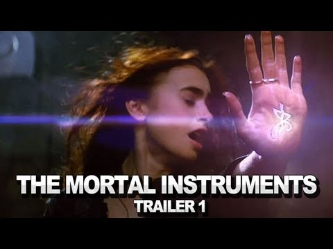 The Mortal Instruments: City of Bones – Trailer #1