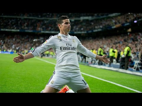 James Rodriguez Goal Real Madrid Vs Barcelona 2 3 La Liga 2017 Hd