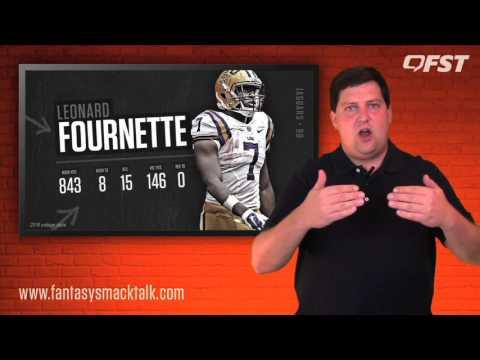 Leonard Fournette Rookie Preview – 2017 Fantasy Football thumbnail