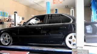 Отсечка BMW e34 m60b40