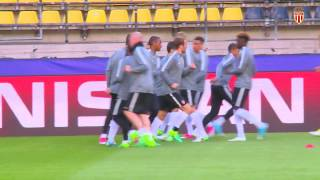 Video Champions League : dernier entraînement avant Dortmund - AS MONACO MP3, 3GP, MP4, WEBM, AVI, FLV Mei 2017