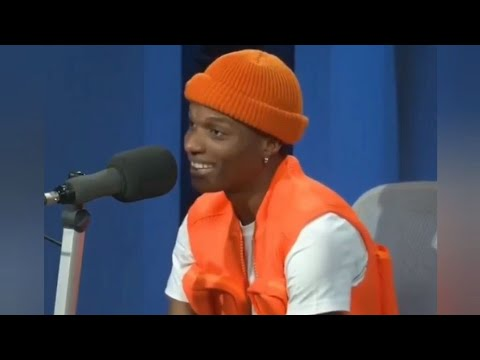 """Watch Wizkid Explains The Meaning Of """"Joro"""""""