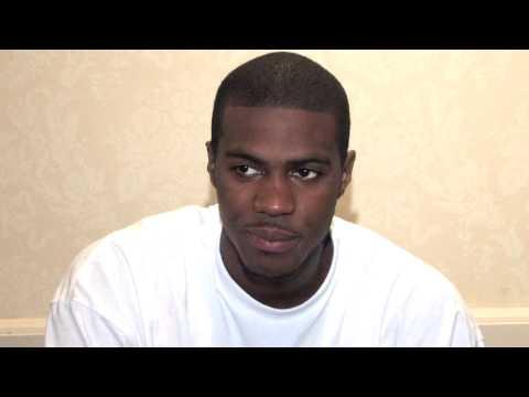 Earl Clark Draft Combine Interview