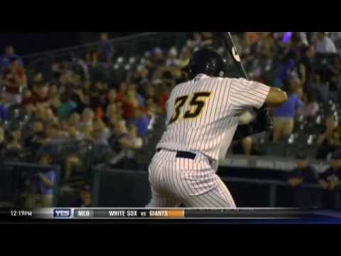 Video: A look at Yankees prospect Gary Sanchez - Yankees Magazine