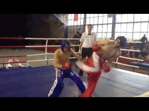 Лучший Нокаут 2016 Кикбоксинг (видео)