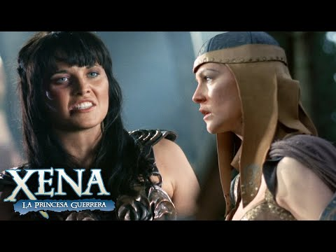 Xena se venga de Najara   Xena: La Princesa Guerrera