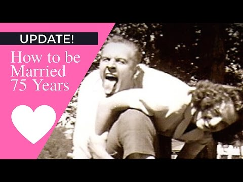 UPDATE: How to be Married 70 Years - FIVE YEARS LATER