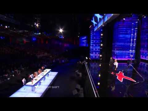 America's Got Talent 2014 – Auditions – Rokardy
