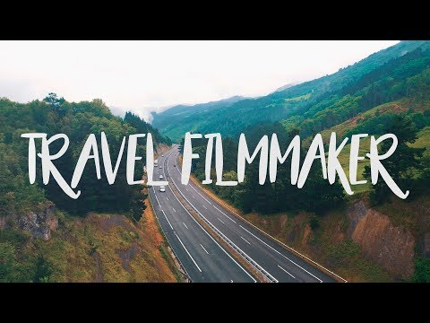 QUIERO SER UN TRAVEL FILMMAKER - (David HC) 4K