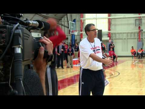 access - Listen in as coaches around the league get their teams ready for the season About the NBA: The NBA is the premier professional basketball league in the United States and Canada. The league...